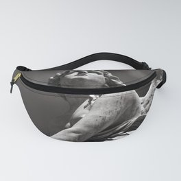 OUT OF THE DARK - INTO THE LIGHT Fanny Pack
