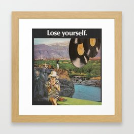 #102 Framed Art Print