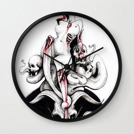 DownUnder Wall Clock