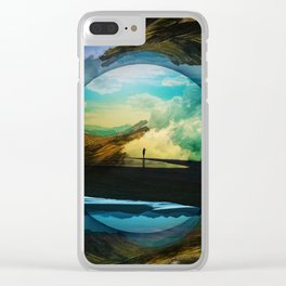 Sphere Reality Clear iPhone Case