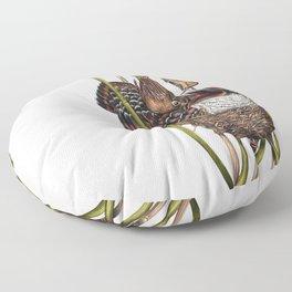 Baby Bird II Floor Pillow