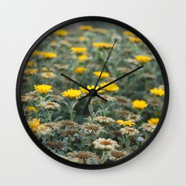 Scars Of Humanity Wall Clock