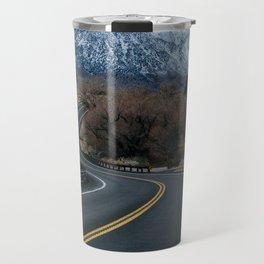 Blue Mountain Road Travel Mug