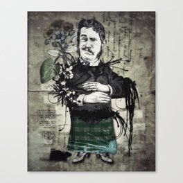 Scottish Canvas Print