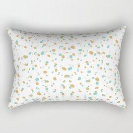 Terazzo texture Rectangular Pillow