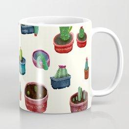 Cactus Mini Coffee Mug