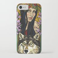 finland iPhone & iPod Cases featuring Finland beauty by Carol Wellart