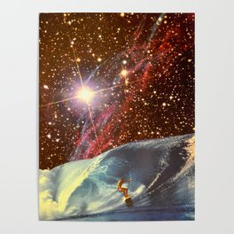 Surf Session Poster