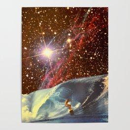 Surf Session Poster