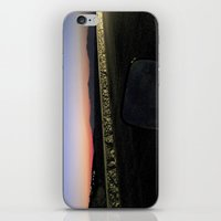 motorbike iPhone & iPod Skins featuring Motorbike Vision by Cassandra Evelyn