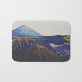 Bromo volcano Bath Mat