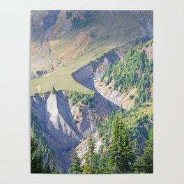 SWIFT CREEK HEADWATERS BELOW TABLE MOUNTAIN Poster