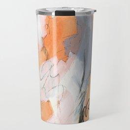 Velvet and Lace Travel Mug