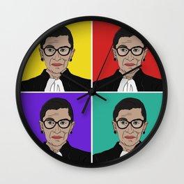 RBG in RGB Wall Clock