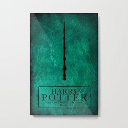 Deathly Hallows Part 1 Metal Print