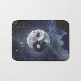Yin Yang Moon Bath Mat
