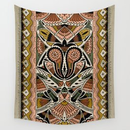Botanical Print III Wall Tapestry