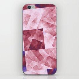 Raw Grid in DPA 01 iPhone Skin