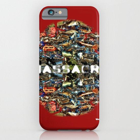 MASSACRE iPhone & iPod Case