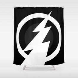 Speedster Shower Curtain