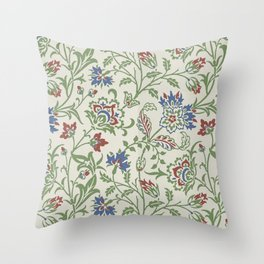 William Morris Brentwood Throw Pillow