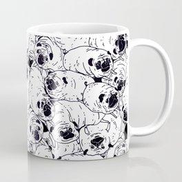 Pugttern Coffee Mug