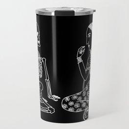 Graveyard Picnic Inverse Travel Mug