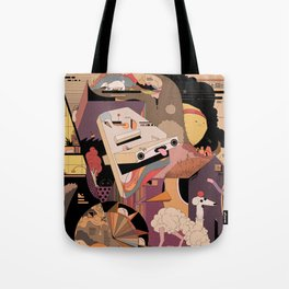The IDONTKNOW Tote Bag