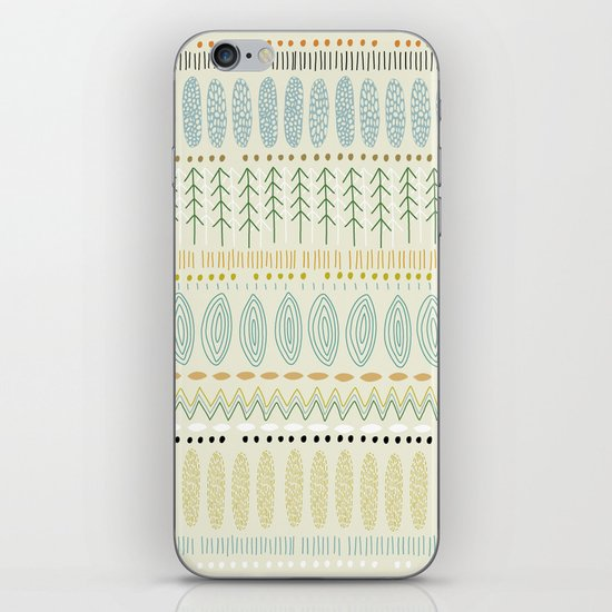 Dolomiti iPhone Skin