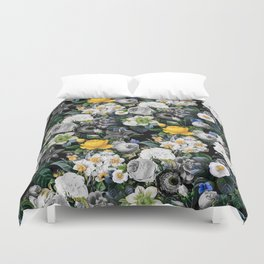 Night Forest V Duvet Cover
