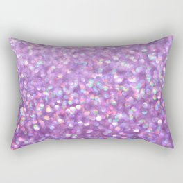 La La Lavender Rectangular Pillow