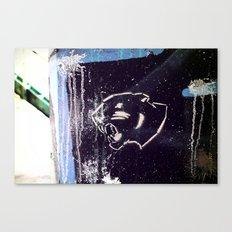 Feirce  Canvas Print