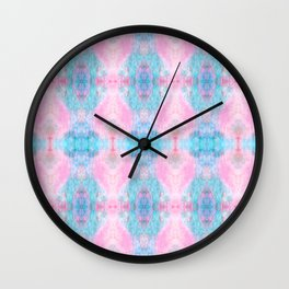Improbable Sunset 3 Wall Clock