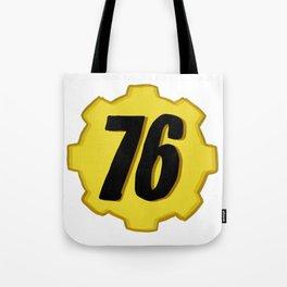 Blue & Gold 76 WV Vault Tote Bag