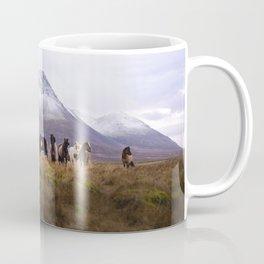 Majestic Horses Coffee Mug