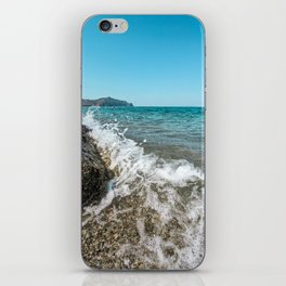 Sea vibes iPhone Skin