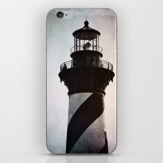 Cape Hatteras Lighthouse iPhone & iPod Skin