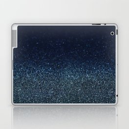 Shiny Glittered Rain Laptop & iPad Skin