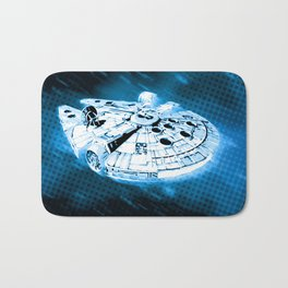 Millennium Falcon - Pop Art Bath Mat