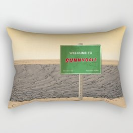 Welcome to Sunnydale Rectangular Pillow