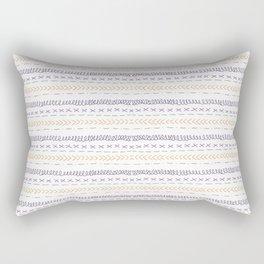 Stitch it Rectangular Pillow
