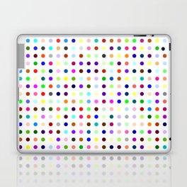 Big Hirst Polka Dot Laptop & iPad Skin