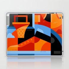 Basketball Laptop & iPad Skin