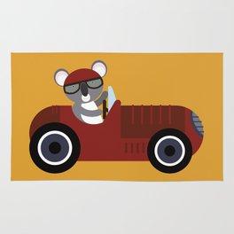 Koala Racer Rug