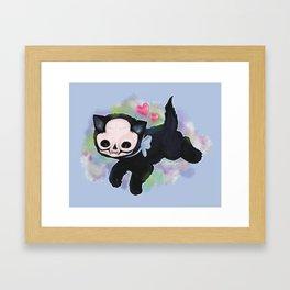 DedKittn Framed Art Print