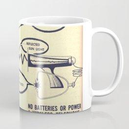 Space Phone Coffee Mug