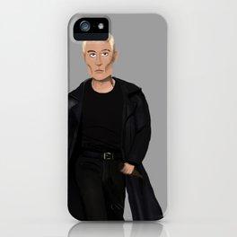 Spike the vampire slayer iPhone Case