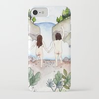 freedom iPhone & iPod Cases featuring Freedom! by Brooke Weeber