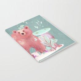 beary nice to meet you Notebook