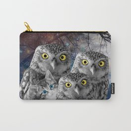 Who Dat Cat Carry-All Pouch